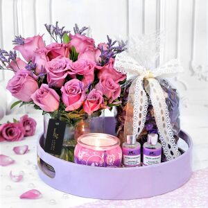 Lush & Lovely Lilac Dreams Hamper
